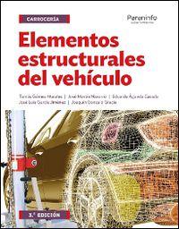 GM - ELEMENTOS ESTRUCTURALES DEL VEHICULO (3 ED)