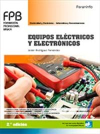 (2 Ed) Fpb - Equipos Electricos Y Electronicos - Julian Rodriguez Fernandez