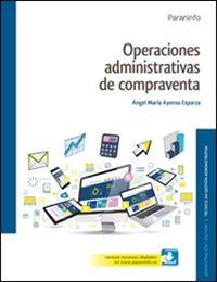 GM - OPERACIONES ADMINISTRATIVAS DE COMPRAVENTA (EDICION 2017)