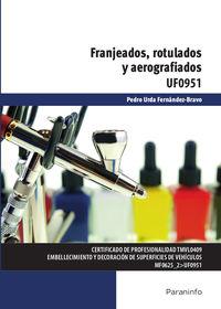 CP - FRANJEADOS, ROTULADOS Y AEROGRAFIADOS