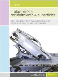(2 ED) GS - TRATAMIENTO Y RECUBRIMIENTO DE SUPERFICIES