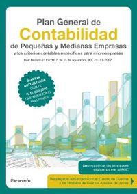 2017 Plan General De Contabilidad De Pequeñas Y Medianas Empresas - Aa. Vv.