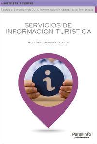 Gs - Servicios De Informacion Turistica - Hosteleria Y Turismo - Maria Gema Morales Caraballo