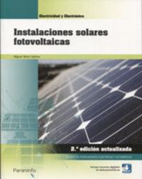 (2 Ed) Gm - Instalaciones Solares Fotovoltaicas - Miguel Moro Vallina