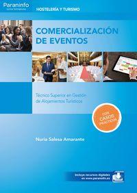 GS - COMERCIALIZACION DE EVENTOS