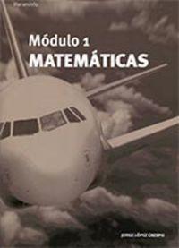 Modulo 1 - Matematicas - Jorge Lopez Crespo