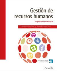Gs - Gestion De Recursos Humanos - Angel Maria Ayensa Esparza