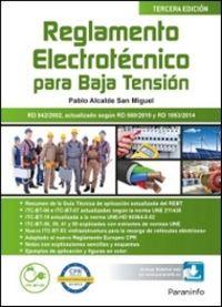 (3 Ed) Rbt - Reglamento Electrotecnico Para Baja Tension - Pablo Alcalde San Miguel