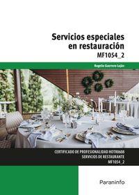 Cp - Servicios Especiales En Restauracion - Mf1054_2 - Rogelio Guerrero Lujan