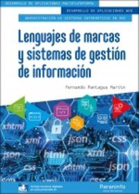GS - LENGUAJES DE MARCAS Y SISTEMAS DE GESTION DE INFORMACION