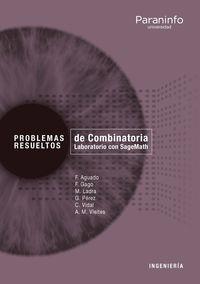 PROBLEMAS RESUELTOS DE COMBINATORIA - LABORATORIO CON SAGEMATH