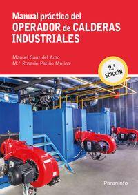 (2 ED) MANUAL PRACTICO DEL OPERADOR DE CALDERAS INDUSTRIALES