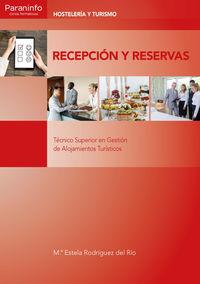 Gs - Recepcion Y Reservas - Mª Estela Rodriguez Del Rio