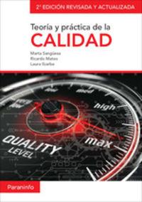 (2 ed) fpb - teoria y practica de la calidad - Laura Ilzarbe Izquierdo / Ricardo Mateo Dueñas / Marta Sanguesa Sanchez