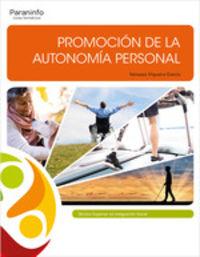 Gs - Promocion De La Autonomia Personal - Vanessa Viqueira Garcia