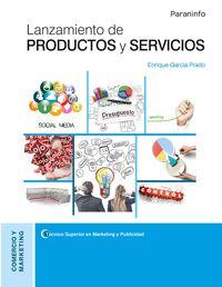 GS - LANZAMIENTO DE PRODUCTOS Y SERVICIOS