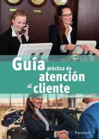 GUIA PRACTICA DE ATENCION AL CLIENTE