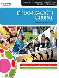 GS - DINAMIZACION GRUPAL