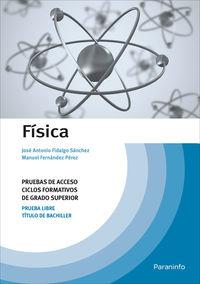 ACCESO GS - FISICA