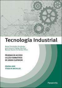 ACCESO GS - TECNOLOGIA INDUSTRIAL
