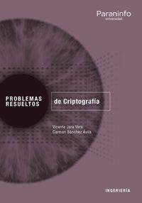 PROBLEMAS RESUELTOS DE CRIPTOGRAFIA