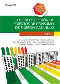 DISEÑO Y GESTION DE EDIFICIOS DE CONSUMO DE ENERGIA CASI NULO. NZEB