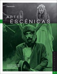 BACH 2 - ARTES ESCENICAS