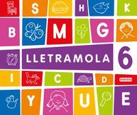 EI - LLETRAMOLA 6 (CAT)