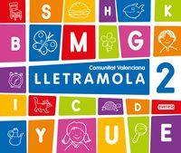 EI - LLETRAMOLA 2 (C. VAL)