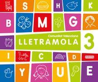 EI - LLETRAMOLA 3 (C. VAL)