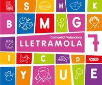 EI - LLETRAMOLA 7 (C. VAL)