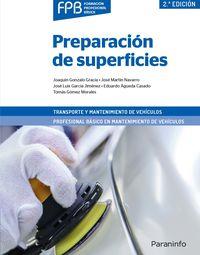 FPB 1 - PREPARACION DE SUPERFICIES