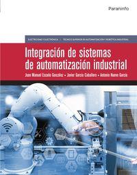 GM / GS - INTEGRACION DE SISTEMAS DE AUTOMATIZACION INDUSTRIAL