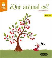 ¿QUE ANIMAL ES?