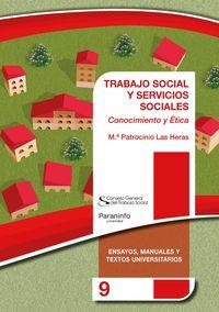 Trabajo Social Y Servicios Sociales - Maria Patrocinio Las Heras