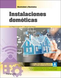 Gm - Instalaciones Domoticas - Luis Miguel Cerda Filiu