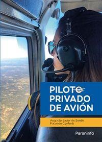 PILOTO PRIVADO DE AVION