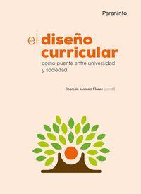 el diseño curricular como puente entre universidad y sociedad - Joaquin Moreno Flores