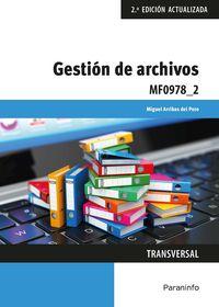 Cp - Gestion De Archivos - Mf0978_2 - Miguel Arribas Del Pozo