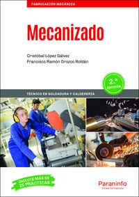 (2 ED) CF - MECANIZADO