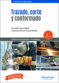 (2 ED) CF - TRAZADO, CORTE Y CONFORMADO