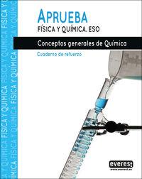 ESO - APRUEBA FISICA Y QUIMICA - CONCEPTOS GENERALES DE QUIMICA