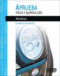 ESO - APRUEBA FISICA Y QUIMICA - MECANICA
