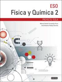 ESO 2 - FISICA Y QUIMICA - TESLA