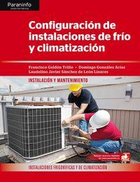 GM - CONFIGURACION DE INSTALACIONES DE FRIO Y CLIMATIZACION