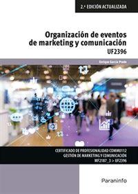 CP - ORGANIZACION Y EVENTOS DE MARKETING Y COMUNICACION - UF2396