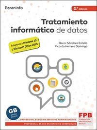 (2 ED) FPB - TRATAMIENTO INFORMATICO DE DATOS