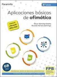 (2 ED) FPB - APLICACIONES BASICAS DE OFIMATICA