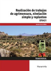 CP - REALIZACION DE TRABAJOS DE AGRIMENSURA, NIVELACION SIMPLE Y REPLANTEO