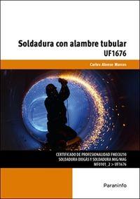 CP - SOLDADURA CON ALAMBRE TUBULAR (UF1676)